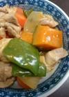 鶏肉と野菜の甘酢あん