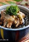 美味~♪ 秋刀魚のごまだれ漬け丼