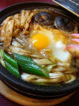 名古屋の味◇味噌煮込みうどん