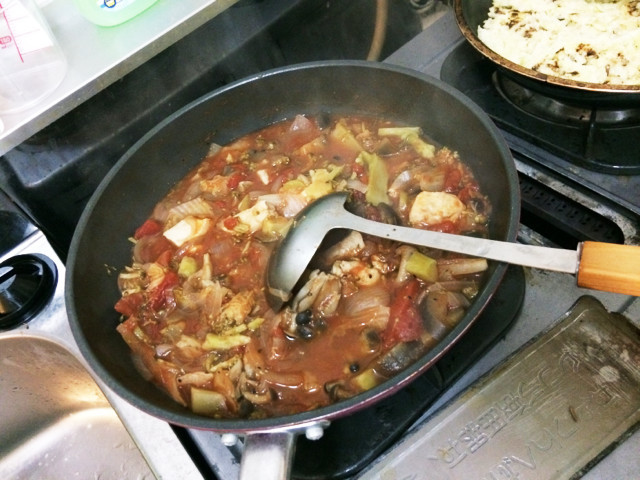 満腹ダイエットトマトスープ