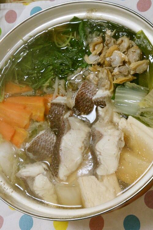 美味しい⭐寄せ鍋のおつゆ