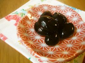 黒豆酢大豆♪