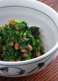 オカノリ納豆