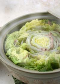 娃々菜(わわさい)トンで簡単鍋