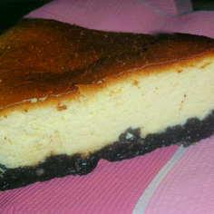クリームチーズなしのチーズケーキ