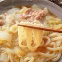 トロトロ白菜と豚肉の絶品うどん鍋