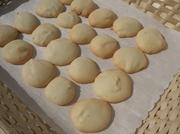 卵白の簡単クッキーの写真