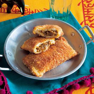 食パンdeカレーパン