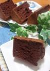 卵白大量消費の為のチョコシフォンケーキ!