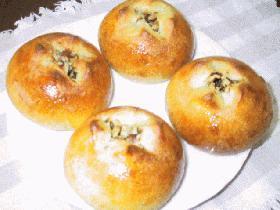 くるみ&チーズパン