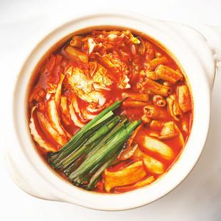 トマトモツ鍋