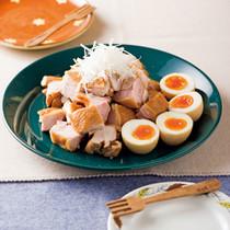 鶏肉のしっとり煮