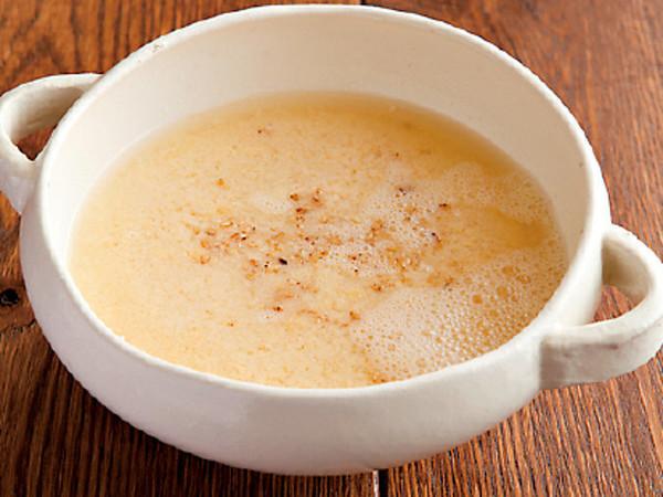 みそかき卵スープ