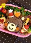 Xmas bear☆クリスマス弁当