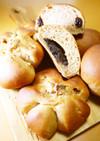 スーパーファインハード全粒粉100%パン