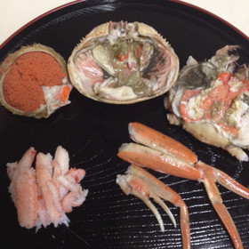 せいこ蟹の簡単な食べ方