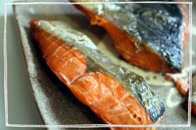 塩鮭の作り方