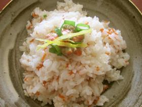 香箱蟹と柚子の寿司ご飯
