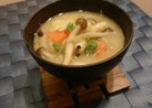 ◆簡単♡里芋ときのこのお味噌汁◆