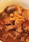 赤味噌のモツ煮込み、名古屋風土手煮