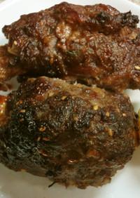 韓国のマンモス肉! モッチカルビ!