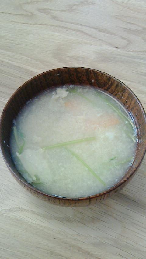 中華風簡単スープ☆