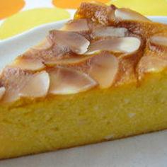 簡単! しっとりかぼちゃのチーズケーキ
