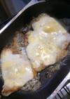 グリルパンで簡単!カジキのチーズ焼き♡