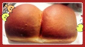 パウンドケーキ型で簡単手ごね食パン