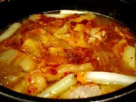 お手軽タッカンマリ(韓国料理)