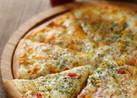 カニクリームコーン☆ピザ
