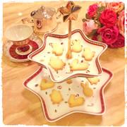 クリスマス☆簡単美味しいサクサククッキーの写真