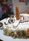 オラフ ティラミスケーキ