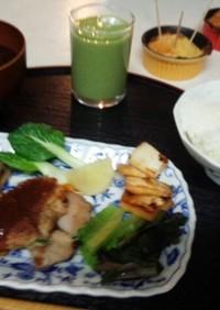 血管プラークダイエット69豆腐ハンバーグ