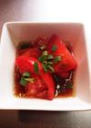 簡単 和風トマトマリネ