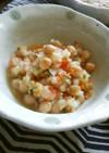 ネパール風ひよこ豆のサラダ
