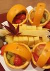 みんな大好きフルーツ盛り
