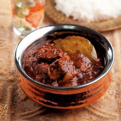 ポークヴィンダルー(豚肉の酸味カレー)