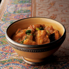 コロンブ(ココナッツ風味の野菜カレー)