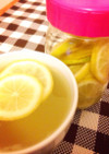 レモンの砂糖漬け