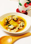 簡単ズボラに☆牡蠣の味噌チゲスープ