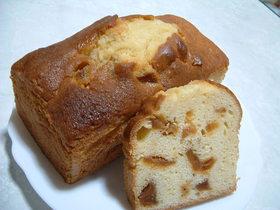 ボウル1つで簡単 りんごのパウンドケーキ