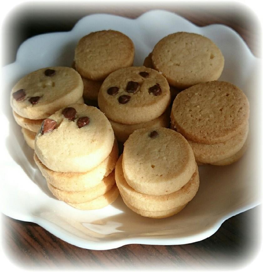 コストコPCMでさくほろクッキー。