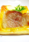 前菜に♡パンチェッタとチーズのパイ