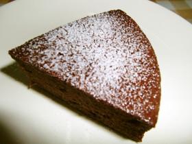 ★糖質オフ!レンジで簡単*ココアケーキ*