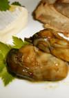 美味しい~♪牡蠣のオイル煮