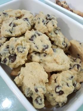 サクサクチョコチップクッキー
