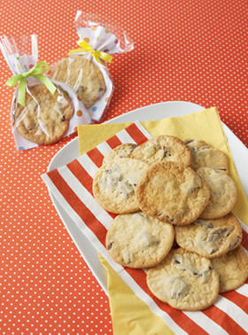 簡単しっとり♪チョコチャンククッキー