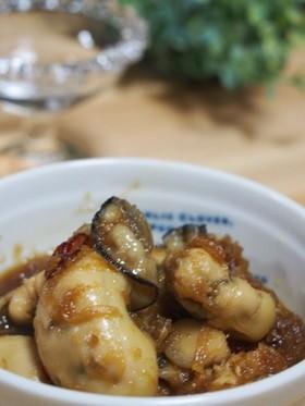 牡蠣のぷっくり佃煮