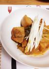 とろっとろ♪ 味噌とゆず胡椒の豚角煮
